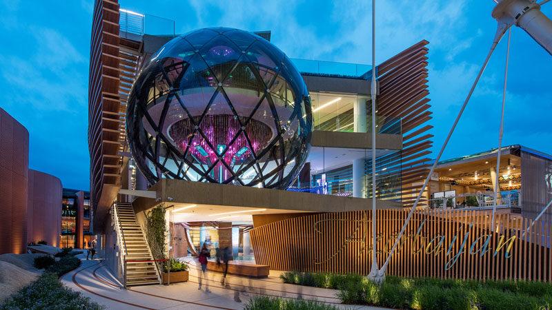 EXPO 2015, Milano: Azerbaijan Pavilion