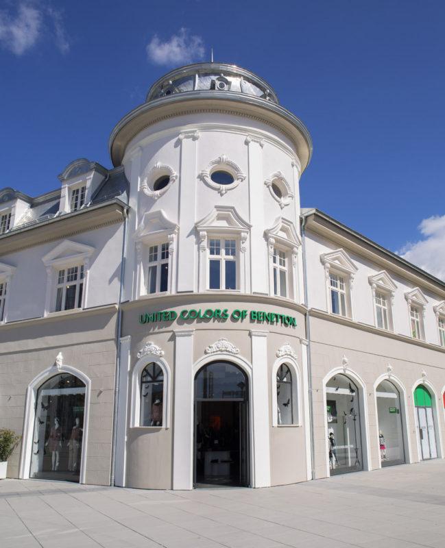 Benetton Ex Union Hotel
