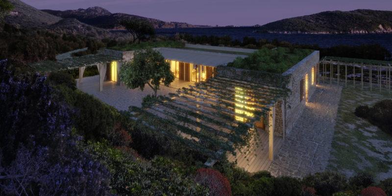 Villa a Tuaredda